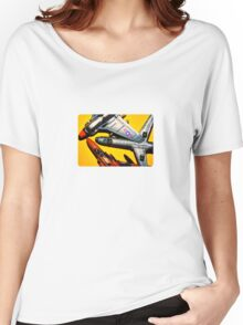 Toy Planes Women's Relaxed Fit T-Shirt