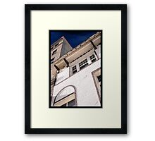 Spanish Building Framed Print