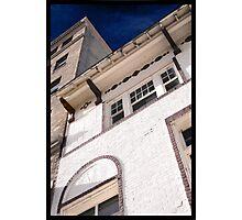 Spanish Building Photographic Print