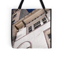 Spanish Building Tote Bag