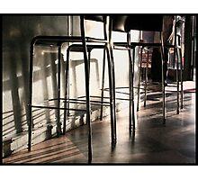 Coffee Bar Photographic Print