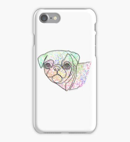 Wire Pug iPhone Case/Skin