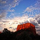 Sedona Sunset  by Saija  Lehtonen
