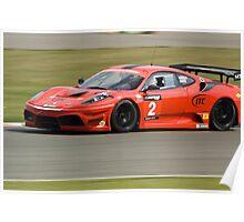 Ferrari F430 Scuderia (Cameron/Griffin) Poster