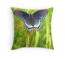 Red-Spotted Purple Admiral Throw Pillow
