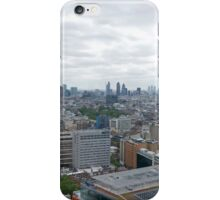 A view across London from centrepoint iPhone Case/Skin