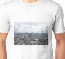 A view across London from centrepoint Unisex T-Shirt