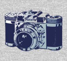 Camera Kids Tee