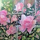 The Rose Trellis by bevmorgan