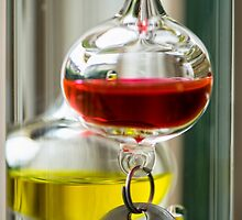 Galileo thermometer by Jeremy Lavender Photography