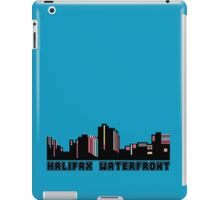 Halifax Waterfront - Nova Scotia iPad Case/Skin