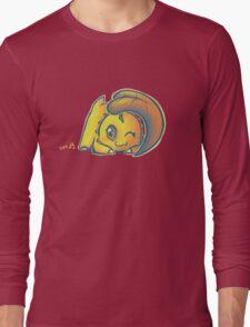 Chikorita Long Sleeve T-Shirt