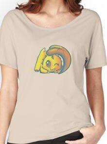 Chikorita Women's Relaxed Fit T-Shirt