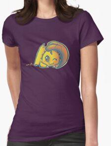 Chikorita Womens Fitted T-Shirt