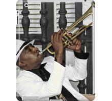 Mr Trumpet  iPad Case/Skin
