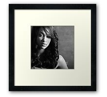 Mikala Framed Print