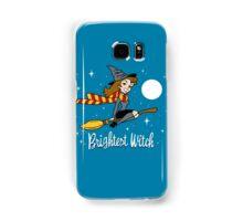 Brightest Witch Samsung Galaxy Case/Skin