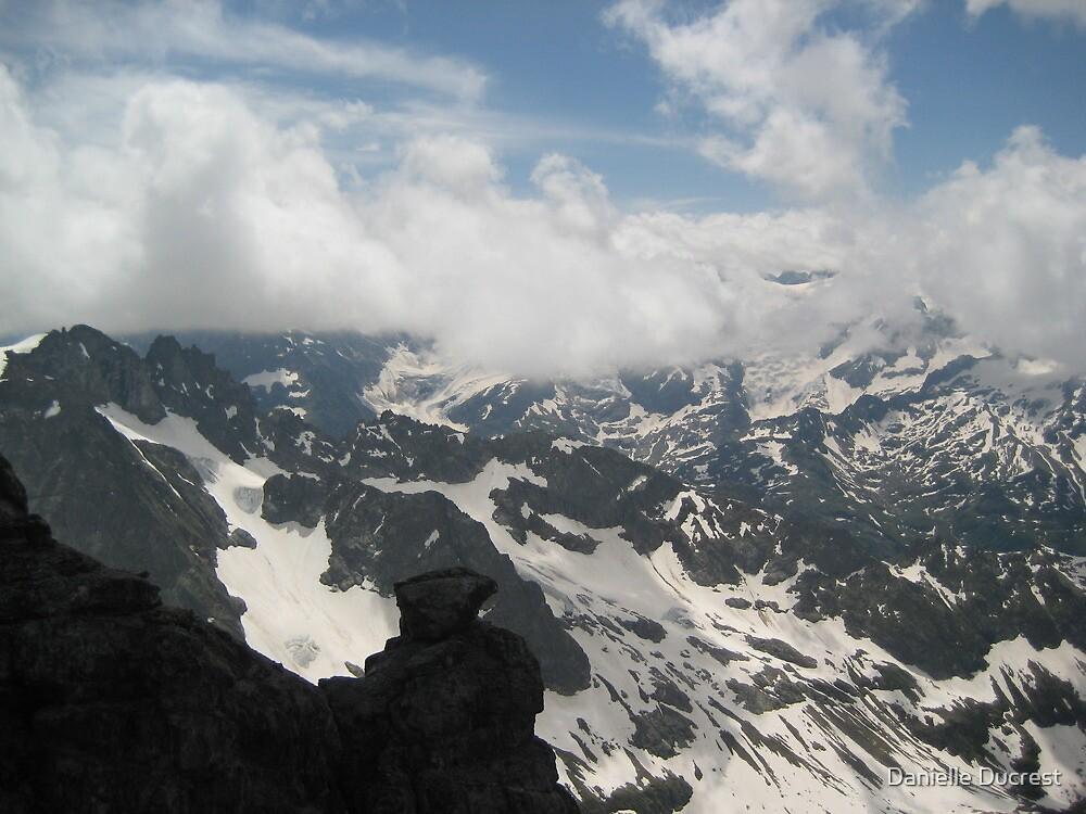 Above and Below - Switzerland by Danielle Ducrest