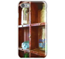 Containing the Past iPhone Case/Skin