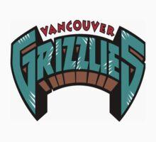 Vancouver Grizzlies Logo by IanFendley