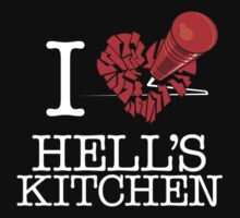 "I ""Love"" Hell's Kitchen Kids Clothes"