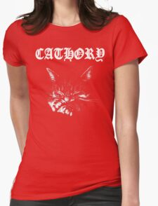 Cathory Womens Fitted T-Shirt