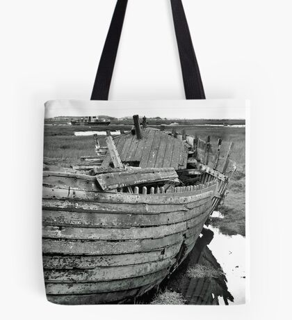 Blakeney Wreck Tote Bag