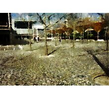 Parque das Nacoes Photographic Print