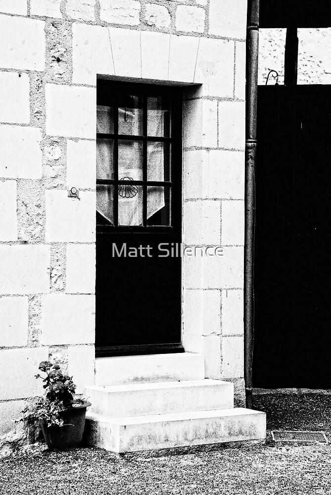 On street front door by Matt Sillence