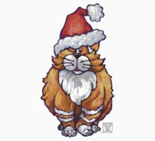 Ginger Cat Christmas by ImagineThatNYC