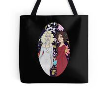 Snow White and Rose Red Tote Bag