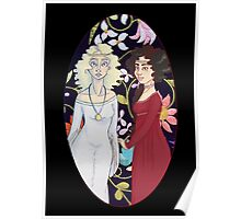 Snow White and Rose Red Poster