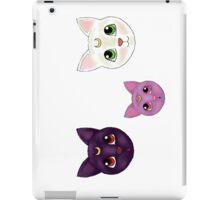 Sailor Moon cats ~ family photo iPad Case/Skin