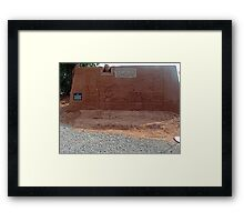 Sandland (1) Framed Print