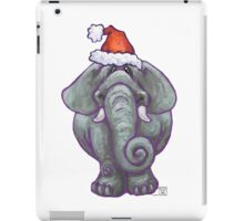 Elephant Christmas iPad Case/Skin