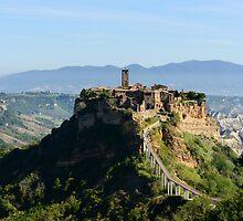 Civita di Bagnoregio, Lazio, Italy by Andrew Jones