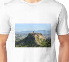 Civita di Bagnoregio, Lazio, Italy Unisex T-Shirt