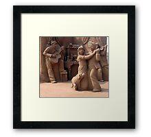 Sandland (3) Framed Print