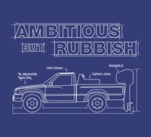 Ambitious but Rubbish Toybota blueprints by ApexFibers