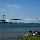 Bridges in Denmark - Little Belt Bridge by imagic
