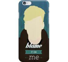 George Ezra Blame It On Me Minimalist iPhone Case/Skin
