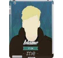 George Ezra Blame It On Me Minimalist iPad Case/Skin