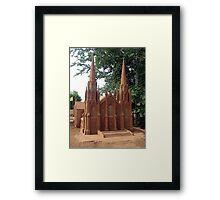 Sandland (5) Framed Print
