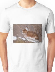 Snow Shoe Hare  T-Shirt