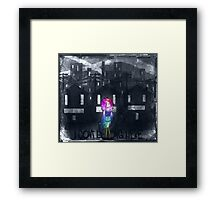 The Reality Framed Print