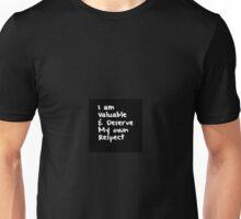 valuable Unisex T-Shirt