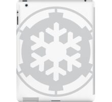 Snow Trooper Corps iPad Case/Skin