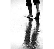 The Sand Dance Photographic Print