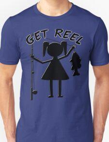 GET REEL GIRL Unisex T-Shirt