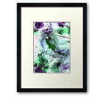 """""""Gravity"""" Framed Print"""